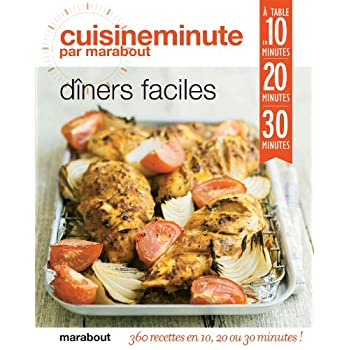 CUISINE MINUTE DINERS FACILES