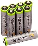 AmazonBasics - Pile Ricaricabili Mini...