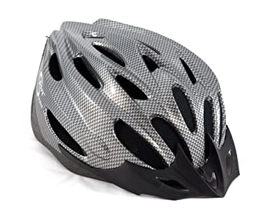 Sport DirectTM 22 Vent Bicycle Bike Cycle Helmet Adult Graphite Gents/Mens 58-60cm from Sport DirectTM
