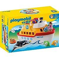 Playmobil 6957 - Mein Schiff zum Mitnehmen preisvergleich bei kleinkindspielzeugpreise.eu