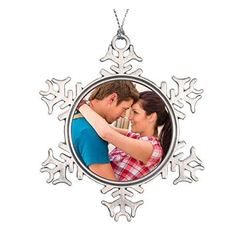 (Custom Foto & Monogramm Personalisierte Ornament)