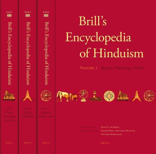 Brill's Encyclopedia of Hinduism (5 Vols) (Handbook of Oriental Studies/Handbuch Der Orientalistik) por Paola Zamperini