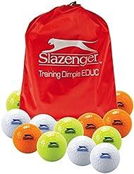 Slazenger Club/Nivel de la escuela del PVC hueco pelotas de hockey para centro de formación (12)