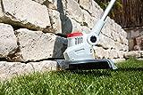 IKRA Akku Rasentrimmer IART 2520 LI, inklusiv Akku und Ladegerät 20 V, Schnittkreis 250 mm, Nylonmesser für scharfen Schnitt - 13