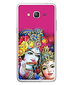 Snapdilla Designer Back Case Cover for Samsung Galaxy Grand Max G720 (Design Statue Background Wallpaper Hindu Art Culture)