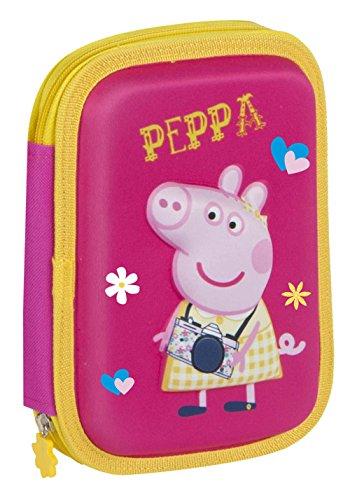 Peppa Pig – Plumier 3D, 20 x 14 cm (Copywrite 135557)