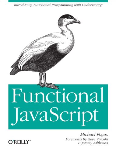 Functional JavaScript: Introducing Functional Programming with Underscore.js (English Edition) de [