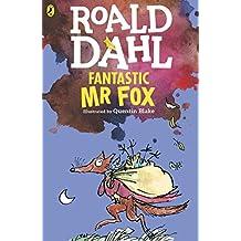 Fantastic Mr Fox by Roald Dahl - Paperback