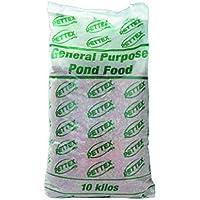 Pettex - Nourriture pour poissons de bassin - 10 kg