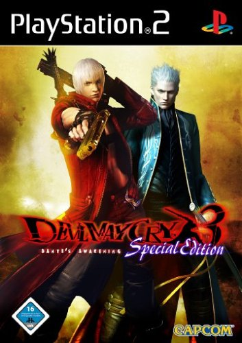 Devil May Cry 3: Dantes Erwachen - Special Edition (May Devil Cry 3)