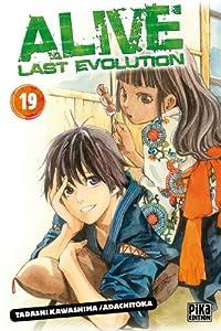 Alive : Last Evolution Edition simple Tome 19