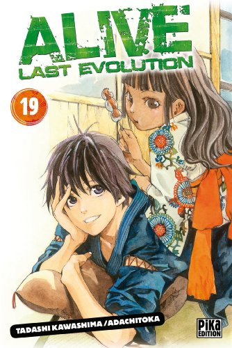 Alive Last Evolution Vol.19 par KAWASHIMA Tadashi