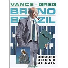 Bruno Brazil, tome 10 : Dossier Bruno Brazil