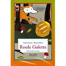 Roule-galette - livre cassette