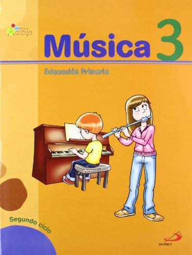 Proyecto Acorde, música, 3 Educación Primaria, 2 ciclo por From San Pablo, Editorial