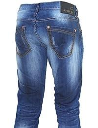 D-Skins - Jeans homme bleu slim fit - DK-8231