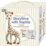 Sophie La Girafe slipcase Storytime with Sophie