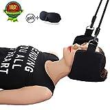 Hals Hängematte Bessere Hals Relax Tragbare Nackenmassagegerät Schmerzlinderung Kopf Nacken Massagegerät Für Männer Frauen