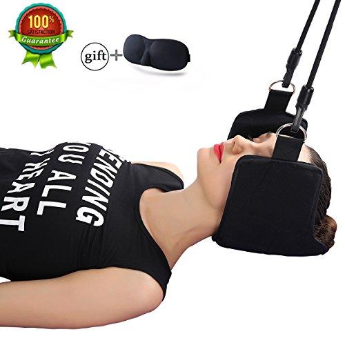 Hals Hängematte Bessere Hals Relax Tragbare Nackenmassagegerät Schmerzlinderung Kopf Nacken Massagegerät Für Männer Frauen (Ein Gutes Gefühl-therapie)