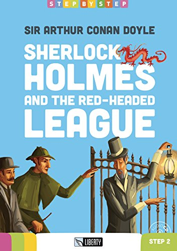 Sherlock Holmes and The red-headed league Con CD-Audio