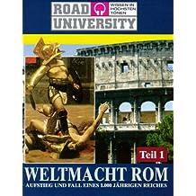 Weltmacht Rom, 4 Cassetten