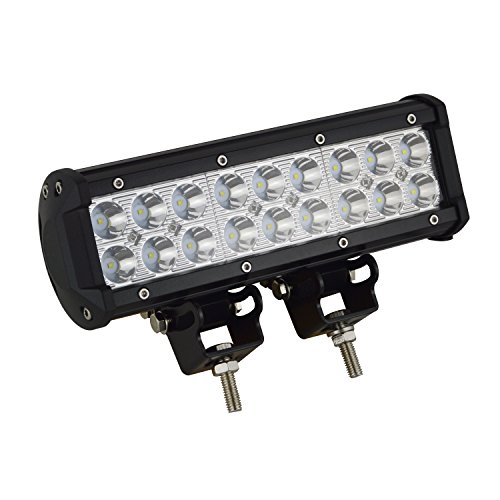 auxtings 22,9 cm 54 W LED Light Bar Spot Off Road LKW SUV 4 WD fahren Nebelscheinwerfer