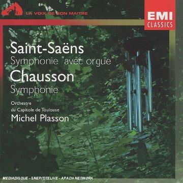 SAINT-SAËNS - CHAUSSON - Symphonies