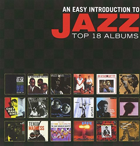 An Easy Introduction to Jazz (18 Albums)
