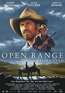 Open Range - Weites Land (Deluxe Edition, 2 DVDs) [Deluxe Special Edition]