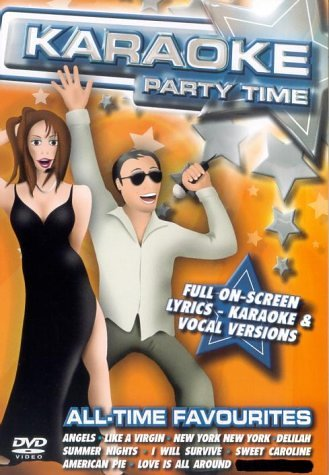 Karaoke Party Time - All Time Favourites [Import anglais] - 2000 Karaoke