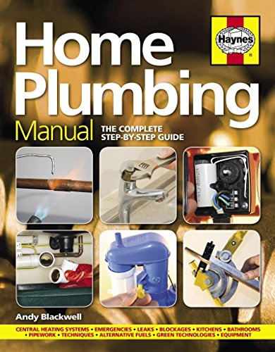 Home Plumbing Manual (New Ed) by Andy Blackwell (8-Jan-2015) Hardcover