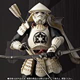 Bandai- Star Wars 52690-Star Figuarts-Yumi Ashigaru Stormtrooper-Action Figure, 18 cm, 3738