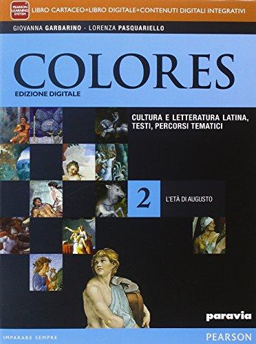 Colores. Per le Scuole superiori. Con e-book. Con espansione online: 2