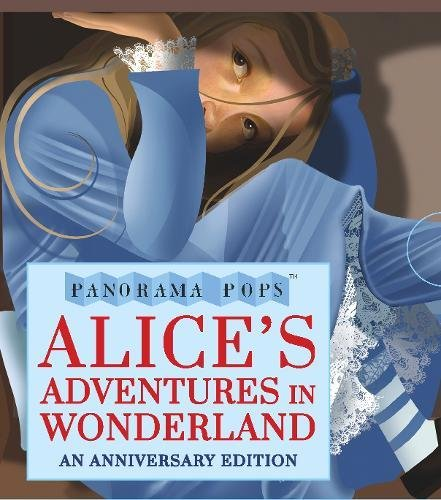 Alice's Adventures In Wonderland. Panorama Pops