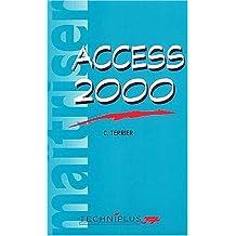 Maîtriser Access 2000