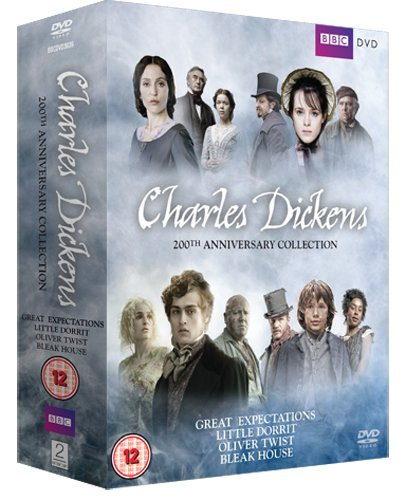 Charles Dickens - 200th Anniversary Collection [9 DVDs] [UK Import]