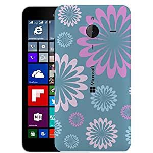 Digione designer Back Replacement Texture Plastic Cover Panel Battery Cover Snap on Case Cover for Nokia Microsoft Lumia 640XL ID:640XL1672
