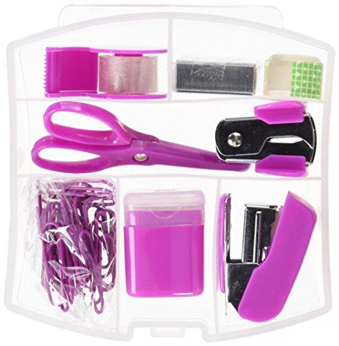 Candy Colours 11310 - Mini set para oficina, color rosa