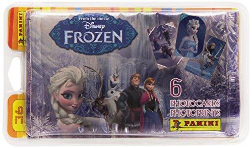Blister 6 Sobres Frozen Photocards
