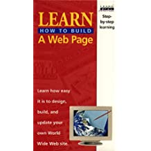 Learn How to Build a Web Page: Vol 1