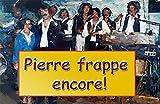 Pierre frappe encore! (La pentalogie des livres musicaux de Pierre Grenier t. 2) (French Edition)