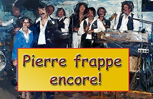 Pierre Frappe Encore La Pentalogie Des Livres Musicaux De