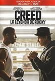 CREED la leyenda de rocky Blu Ray + DVD Alquiler