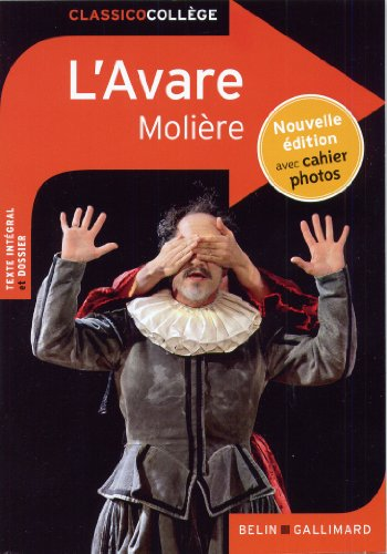 L'Avare par Molière