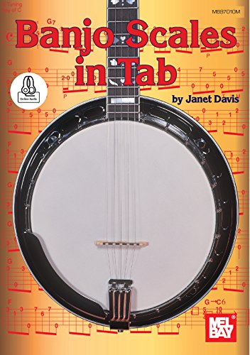 Banjo Scales in Tab (English Edition)