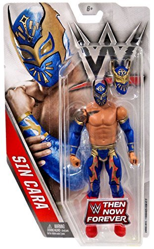 016 Then Now Forever, Sin Cara Action Figure (Sin Cara Wwe Kostüm)