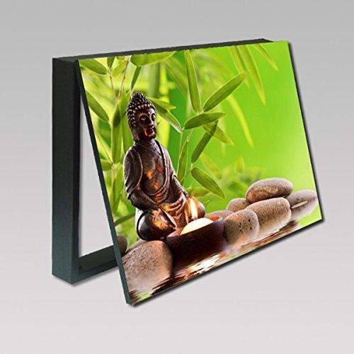 molduras-y-cuadros-garcia-cubrecontador-lamina-buda-zen-madera-color-plata-tamano-43x33x4