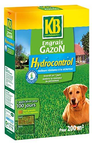 KB Engrais Gazon Hydrocontrol...