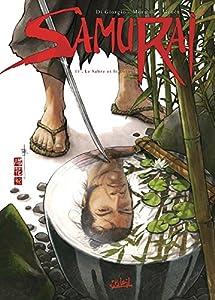 """Afficher """"Samurai n° 11<br /> Le sabre et le lotus"""""""