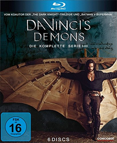 Bild von Da Vinci's Demons - Die komplette Serie [Blu-ray]